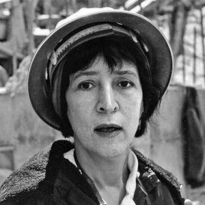 Portrait of Helen Levitt