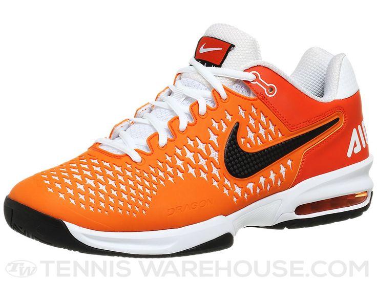 Nike Air Max Cage Ts Orange White Shoe