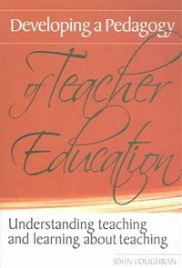 http://www.adlibris.com/se/organisationer/product.aspx?isbn=0415367271 | Titel: Developing a Pedagogy of Teacher Education - Författare: J. John Loughran - ISBN: 0415367271 - Pris: 505 kr