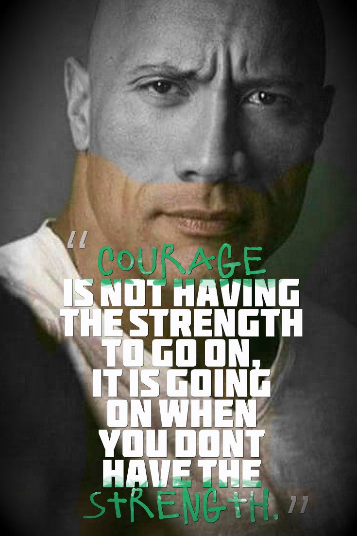 Do You Know How Much Dwayne Johnson Earns On Social Media Dwayne Johnson The Rock Motivation Rock Quotes