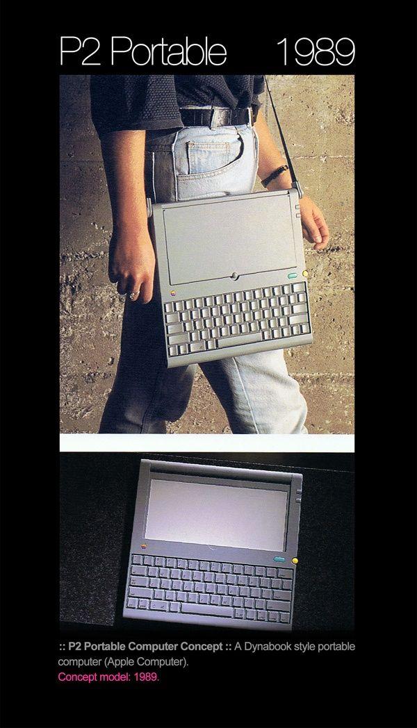 storiesofapple:   Apple's1989 P2 Portable... - Old Computer Hardware
