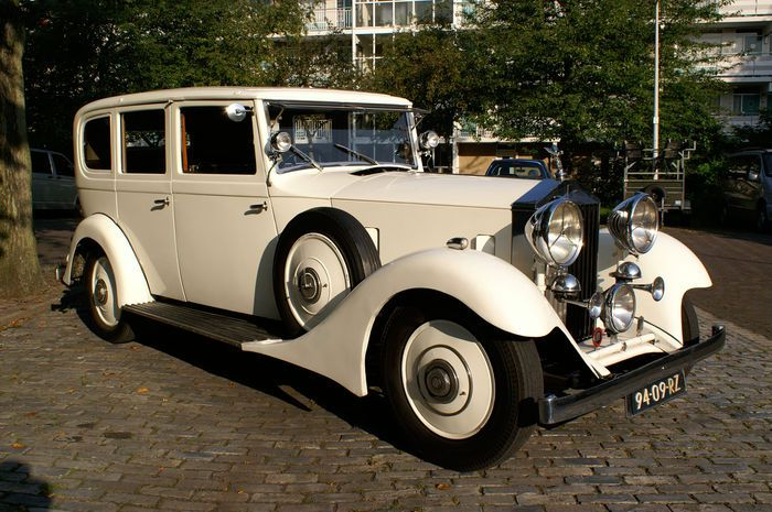 Catawiki online auction house: Rolls-Royce Limousine 20/25 (1933) - Hooper Limousine