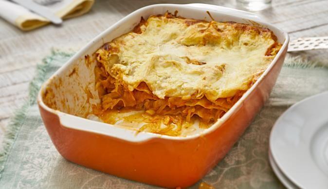 Diese leckere Lasagne-Variante schmeckt herzhaft und gelingt garantiert! MAGGI verrät dir das Rezept.