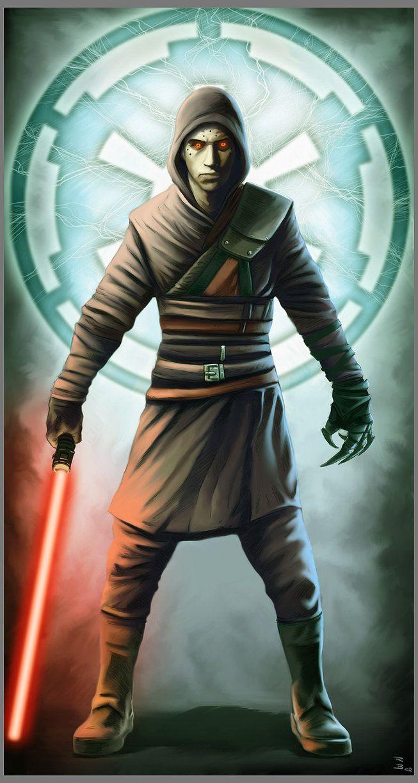 Sith apprentice concept by digitalinkrod on deviantART