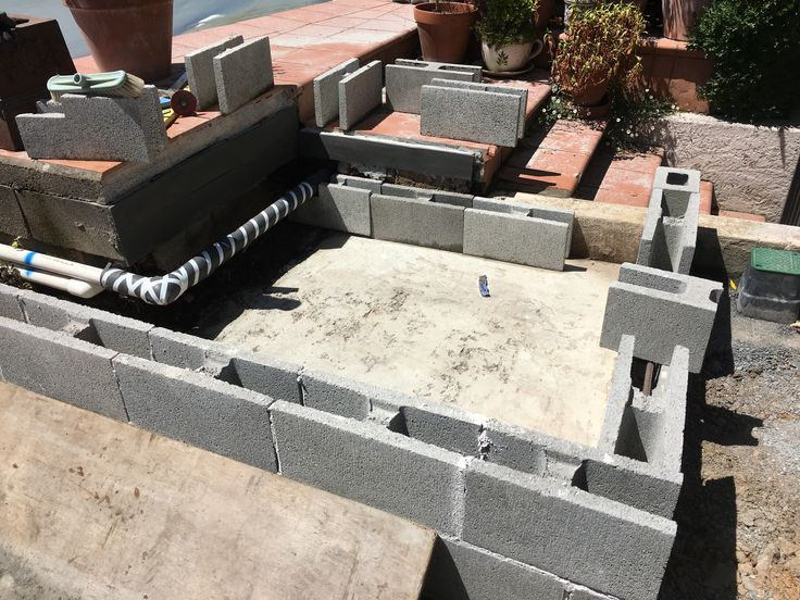 Cutting and fitting blocks