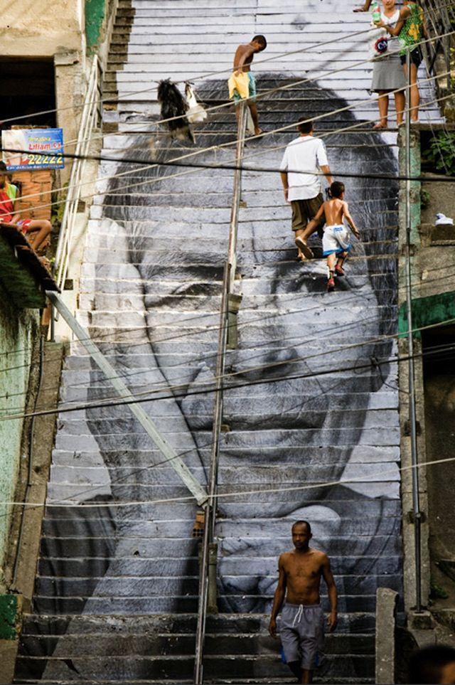 Amazing! Street art