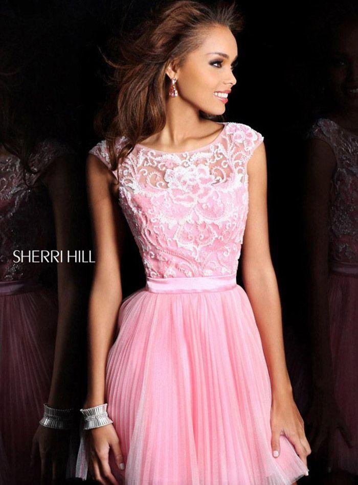 65 best Short Sherri Hill Prom Dresses images on Pinterest ...