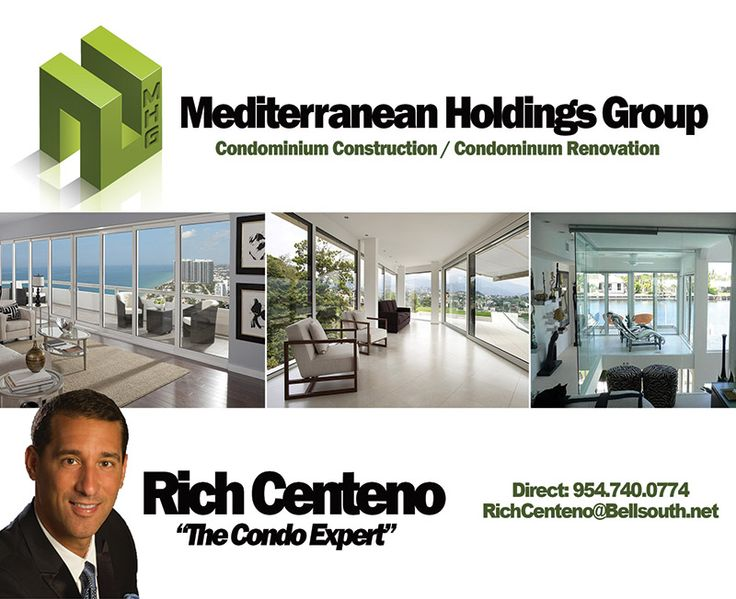 Direct mail for mediterranean holdings group in ft