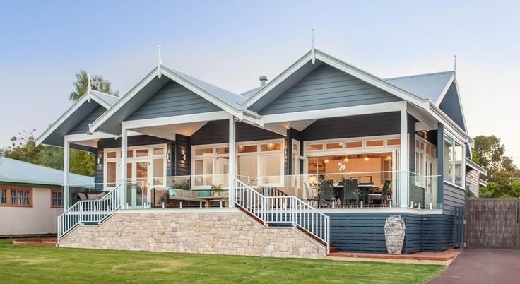 The Hamptons is more than just a look, it's a lifestyle | Scyon Wall Cladding