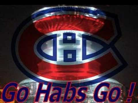 Go canadiens