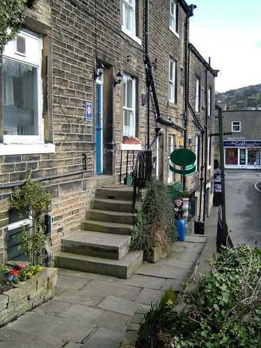 Last of the Summer Wine, Nora Batty's house in Holmfirth, West Yorkshire