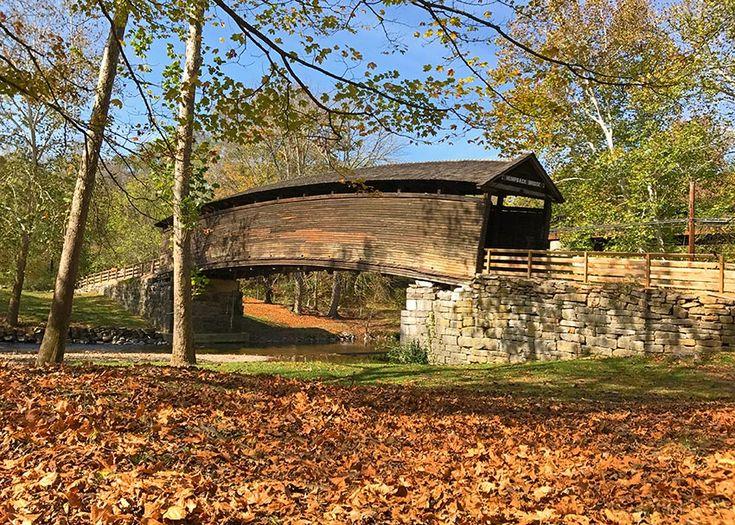 Humpback Bridge, Virginia #LoveVA