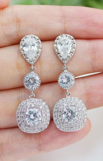 771 best Earrings images on Pinterest Earrings Gemstones and