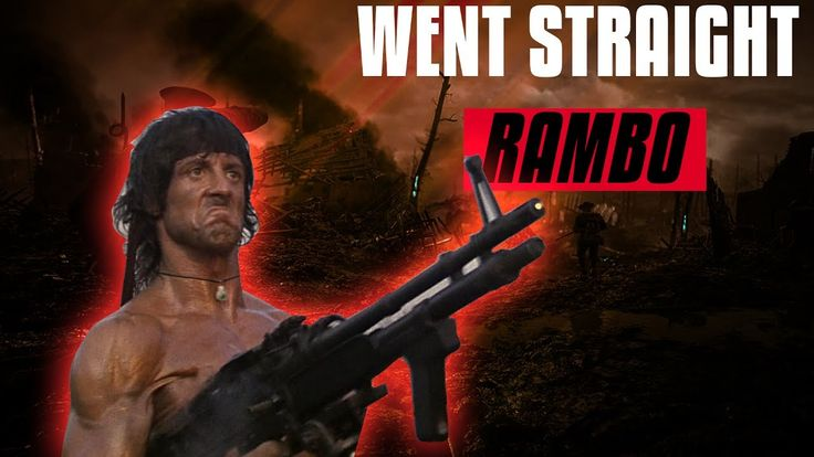 https://www.youtube.com/watch?v=D85JlQr0j1o&feature=youtu.beWent rambo on their A