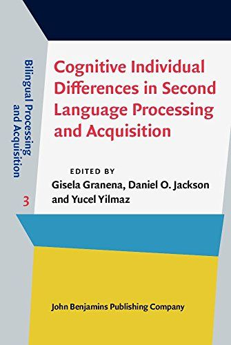 45 best books sla images on pinterest book books and libri cognitive individual differences in second language proce fandeluxe Image collections