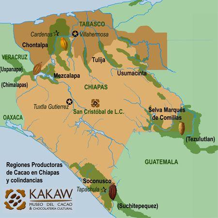Historia del Chocolate, Kakaw, Cacao, Museo y Chocolatería Cultural, México