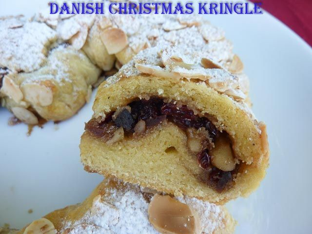 Make it for Christmas: Danish Christmas Kringle * Get the recipe at TIFFIN - bite sized food adventures -