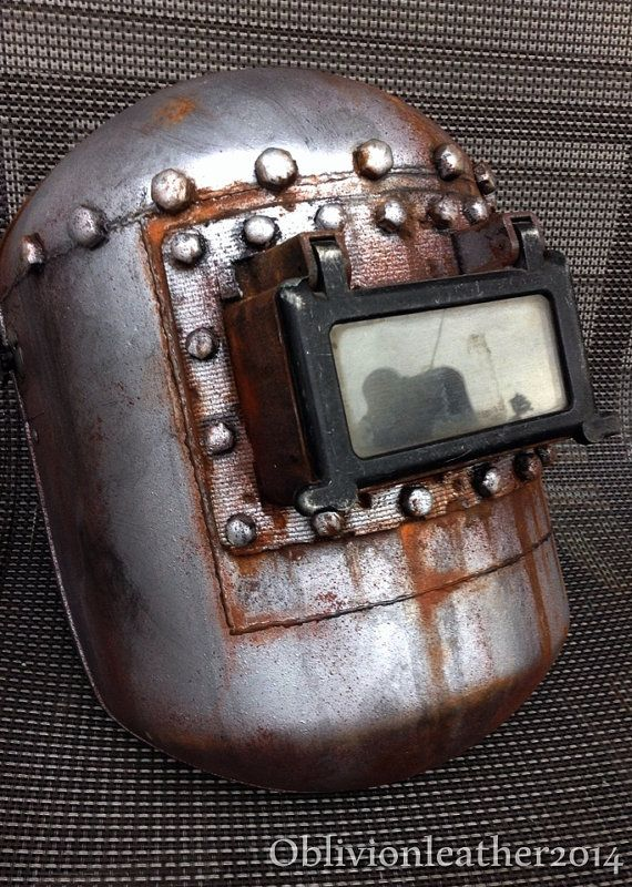 Bioshock 2 / Splicer Welding Helmet / Bioshock Cosplay / Gamer Costume / Cosplay…
