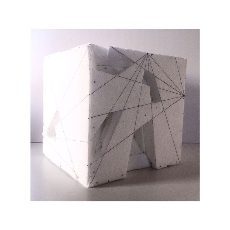 Solid void lkan cemre acar something designed for Solid void theory architecture