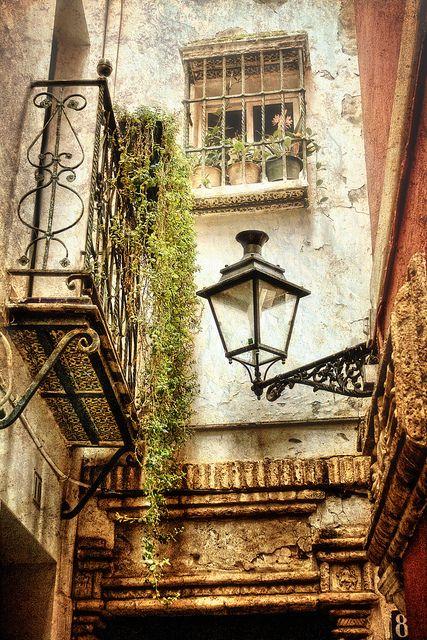 Barrio de Santa Cruz Sevilla, Andalucía - Spain