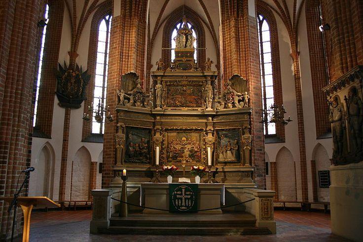 St. Nikolai Church, Spandau, Berlin
