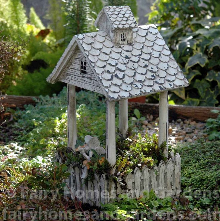 images about Backyard garden fairy garden on Pinterest