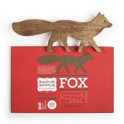 #packaging #design #fox