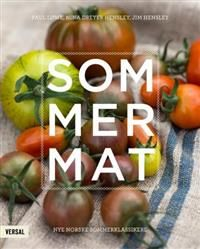 Sommermat, to be added to the pile of lovely Norwegian cookbooks I thumbed through when I was visiting Norway, and have never seen an English translation for anywhere since...