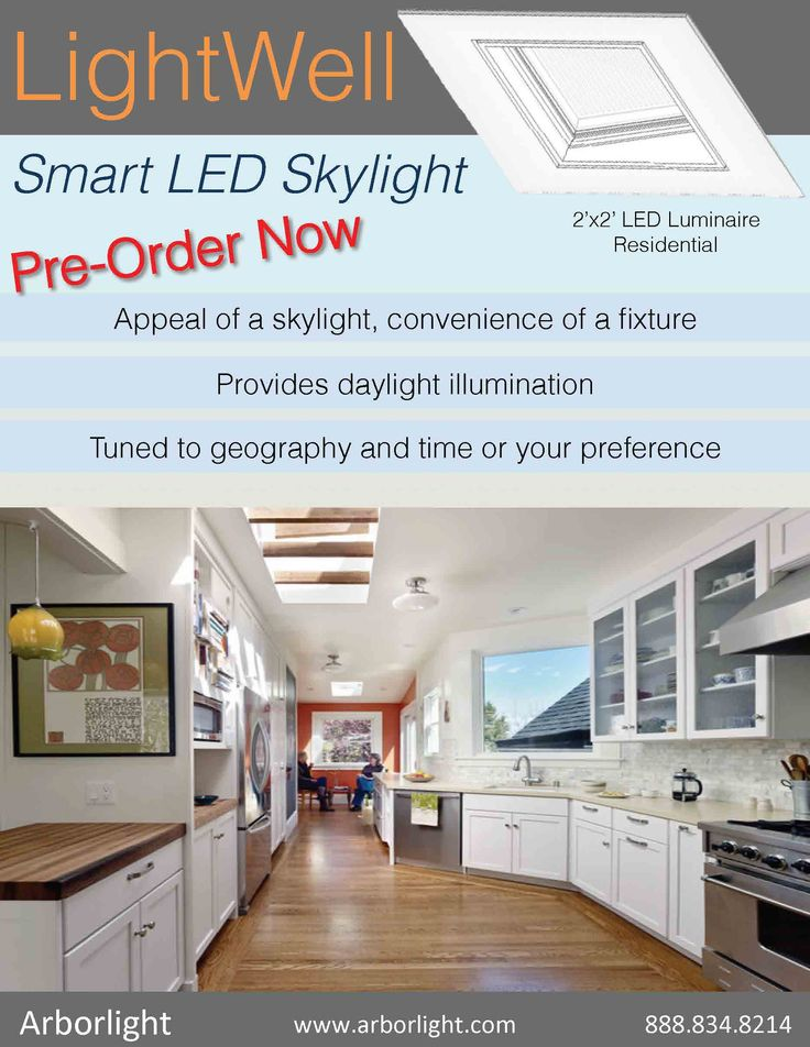 Accepting Residential Skylight Pre-Orders!