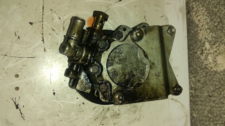 012605 LAND ROVER FREELANDER 2.0 TD4 POWER STEERING PUMP ASSEMBLY QVU100660