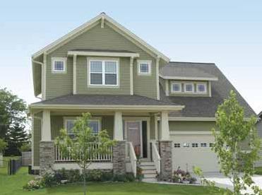 97 best images about modern craftsman house on pinterest split level house plans house plans - Exterior waterproofing paint plan ...