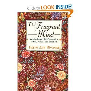 My favorite book on how essential oils effect our mind