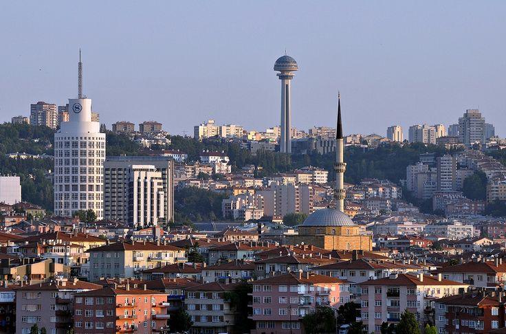 İç anadolunun en önemli şehri ve başkenti Ankara`nın resimleri…(Ankara, Atakule Fotoğrafları…..) Fotoğrafcı (Photographer): Mustafa Taşkın