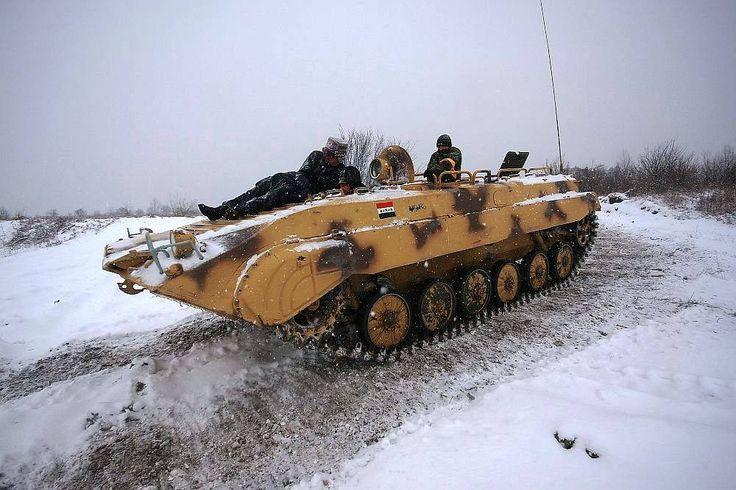Zimní varianta ovládnutí pláně. Baví vás to? Nás ano! :-) http://www.impresio.eu/zazitek/projizdka-v-obrnenem-transporteru-bvp
