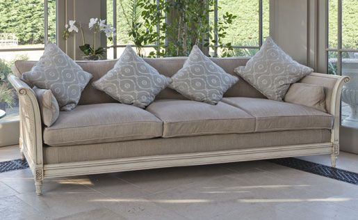 IMPERIA SOFA LARGE - Conservatory Furniture From Interiors By Vale