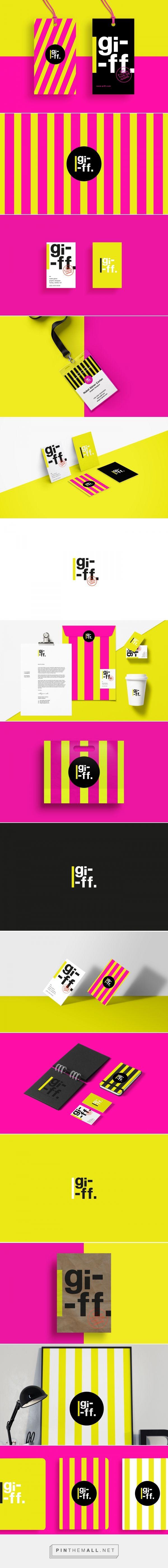 Giff Branding by Nuket Guner Corlan | Fivestar Branding – Design and Branding Agency & Inspiration Gallery
