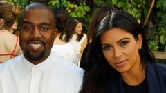 Kim Kardashian West and Kanye West Name Their Son Saint West - ABC News