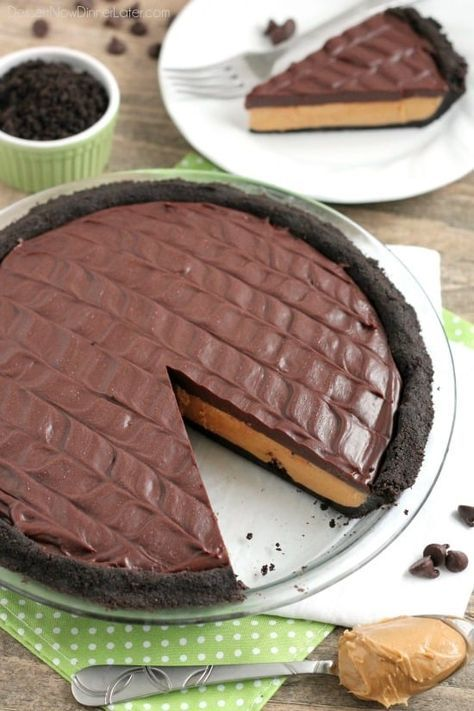 This No-Bake Peanut Butter Pie with an oreo crust,…