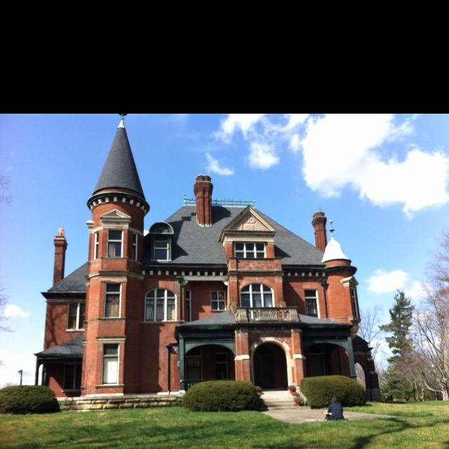 Beautiful old house elmwood emma watts house richmond ky for Home builders richmond ky