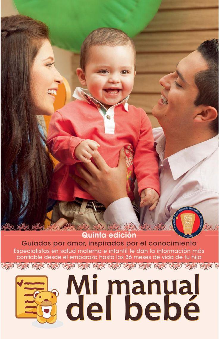 Quinta Edicion Mi Manual Del Bebé Bebe Cuidados Del Recien Nacido Recién Nacido