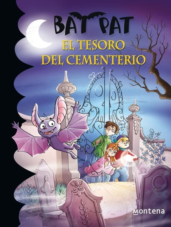 Bat Pat. Libros infantiles en Casa del Libro. El-tesoro-del-cementerio-9788484414230