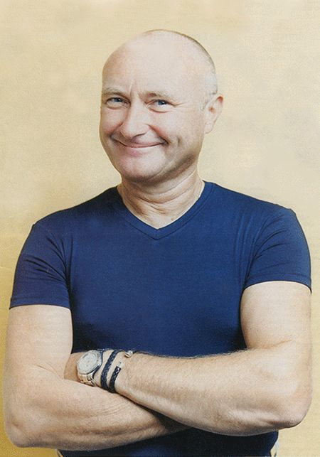 Drummerworld: Phil Collins
