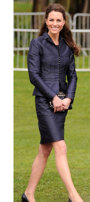 Kate Middleton..nothing but lovely!  No one should expect perfection, but Kate is pretty close to it!  I think she is a beautiful, graceful, young woman!