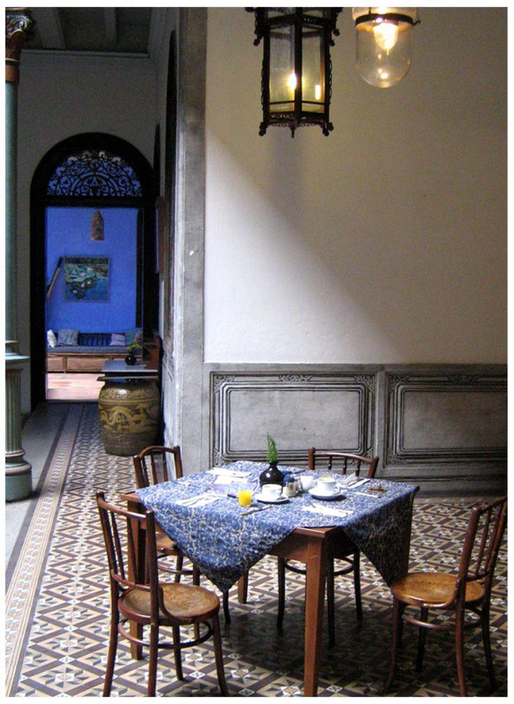 Cheong Fatt Tze Blue Mansion, Penang, Malaysia