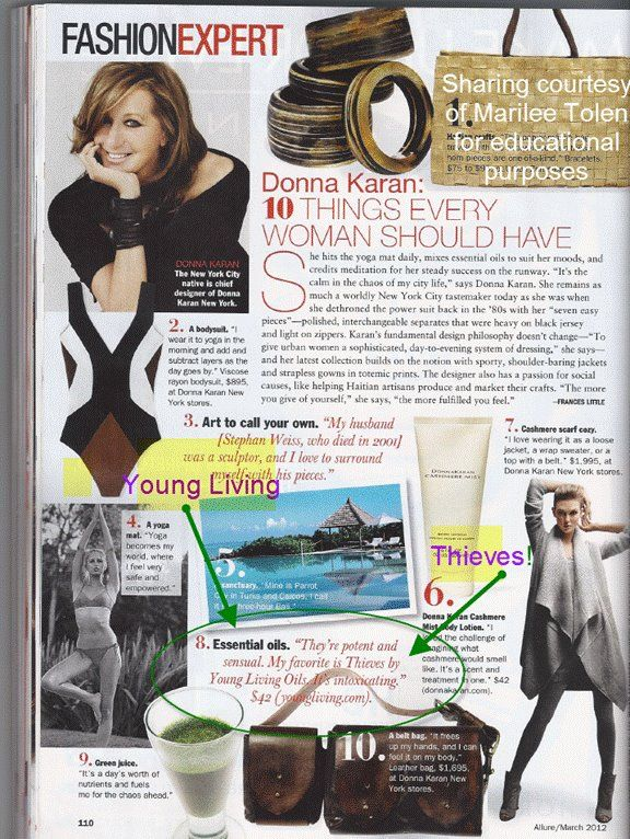 Living In Magazine 12 best living essential oils images on