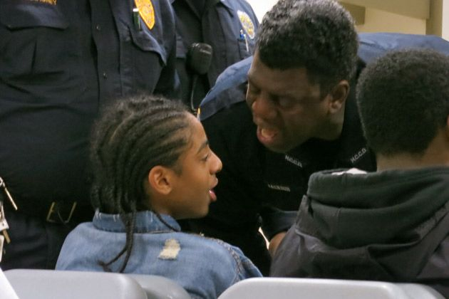 Why Scaring Kids Out of Committing Crimes Doesn't Work