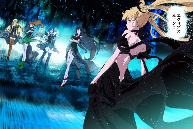 """Crunchyroll - Fan Artist Anticipates New """"Sailor Moon"""" with Amazing Redesigns"""