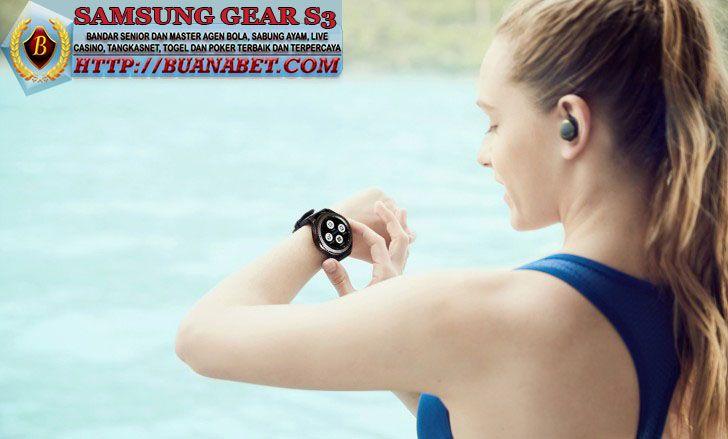 Samsung Gear S3 si Jam Pintar yang paling dicintai.
