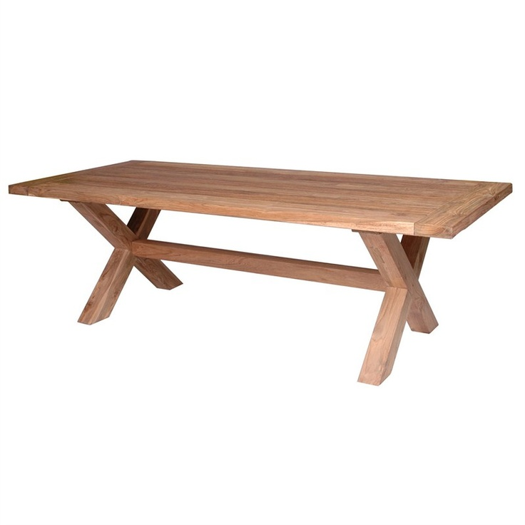 Mimosa Meridian Teak Dining Table | For our home | Pinterest | Tables ...