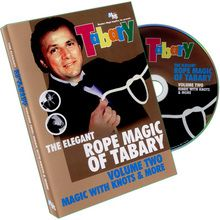 Tabary Elegant Rope Magic Volume 2 by Murphy's Magic Supplies, Inc. - DVD